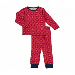 Super-soft Organic long sleeve Pyjama Set