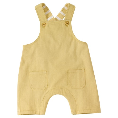 Super Soft Organic Cotton Baby Dungarees