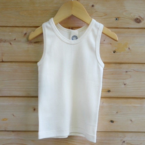 2-pack - Organic Cotton Child's Vest