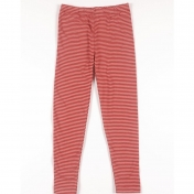 Stripy Leggings in Organic Cotton