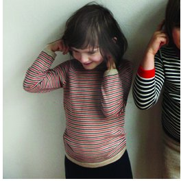100% fine Merino wool top for kids by FUB