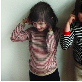 100% fine Merino wool top for kids by FUB
