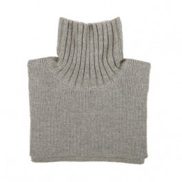 Neckwarmer in Merino wool for children by FUB