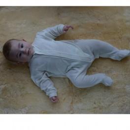 All-silk Babygrow