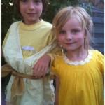 Midsummer Yellow - Ideas for Celebrating Midsummer with Children