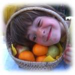 Midsummer Sun Foods - Ideas for Celebrating Midsummer with Children
