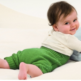 Disana Knitted Organic Wool Nappy Cover