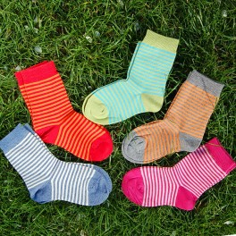 Organic Cotton Socks for Children