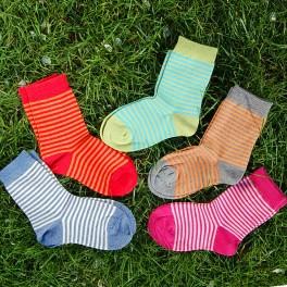 Organic Cotton Socks for Children