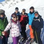 Skiing with Merino base layers